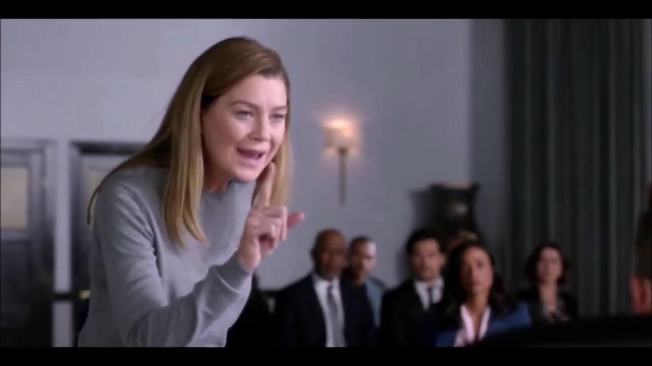 Greys Anatomy Letzte Folge