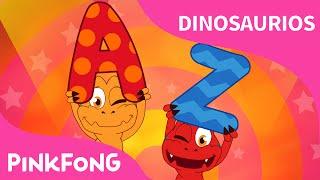 Dinosaurios de la A a la Z | Dinosaurios | PINKFONG Canciones Infantiles