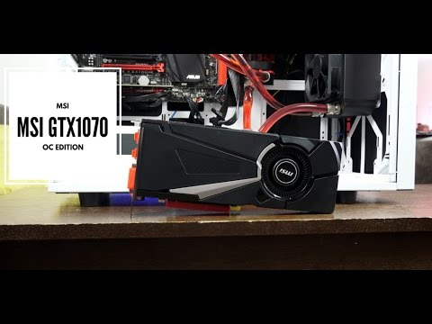 MSI Aero GTX1070 OC Edition Review: Almost a GTX1080!!!