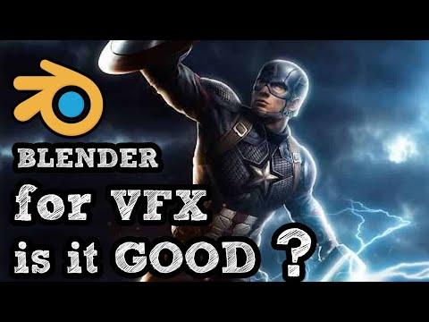 Is Blender Good For VFX
