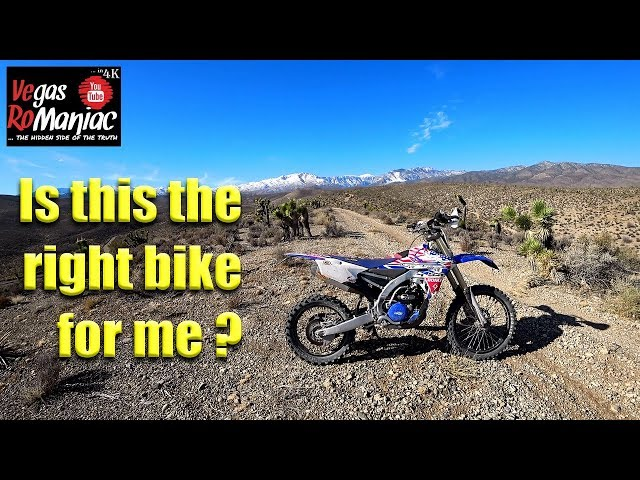 Is the Yamaha YZ250FX right for me or should get a YZ125X or a KTM150 2 Stroke