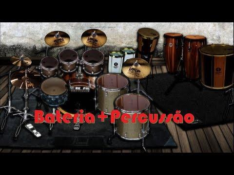 Parado no bailao - Leo santanaBateriaPercussão VirtualMick4k