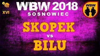 bitwa BILU vs SKOPEK # WBW 2018 Sosnowiec (1/8) # freestyle battle