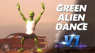 Adanalı Yeşil Uzaylı - Dame Tu Cosita Dansı Yerli Versiyon