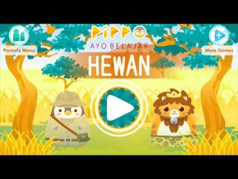 Arsa Kids - Pippo Belajar Hewan