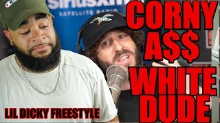 {{ REACTION }} Lil Dicky Freestyle on Sway In The Morning | SWAY'S UNIVERSE