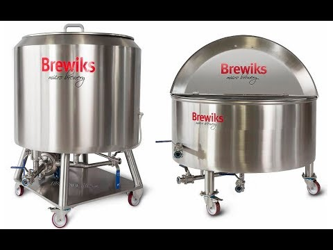 Продам Пивзавод 500 литров из Китая beer brewing equipment - YouTube
