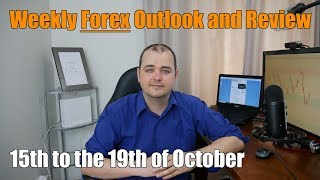 Weekly Forex Review - 15th to the 19th of October