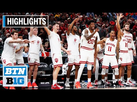 The Best Of Indiana Hoosiers Basketball: 2019-2020 Top Plays | B1G Basketball