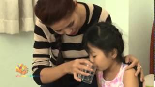 Cách đối phó với cơn sốt nhẹ ở trẻ nhỏ