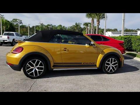 2017 Volkswagen Beetle Orlando, Sanford, Kissimme, Clermont, Winter Park, FL 19113A