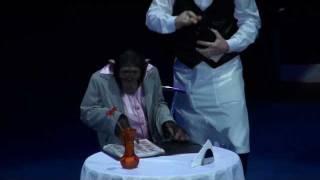 Андрей Теплыгин. «Сценка в ресторане» 2011