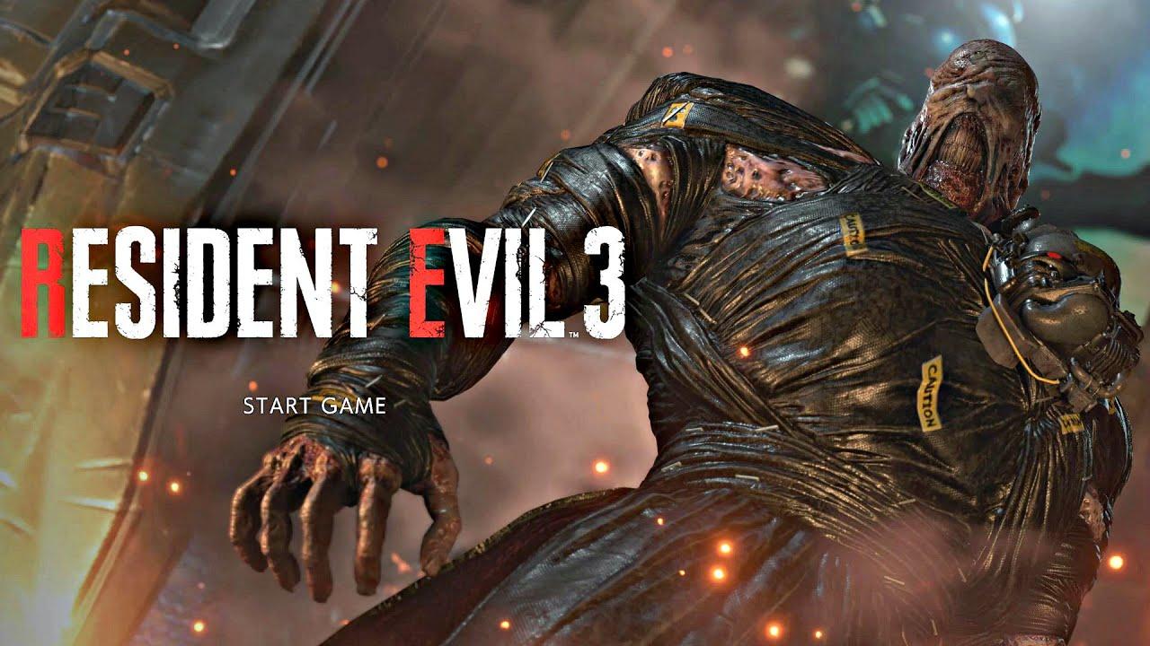 Sinopsis Resident Evil 3 Game Horor 2020