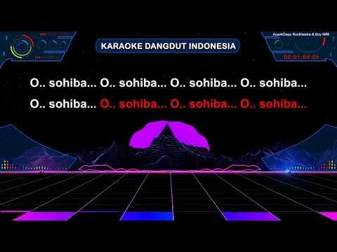 O SOHIBA - Rhoma Irama /HD Karaoke