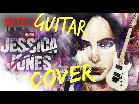 Jessica Jones Netflix Theme (Guitar Cover)