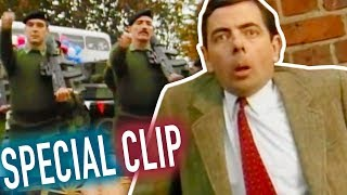 Marching BEAN  | Special Clip | Mr Bean Official