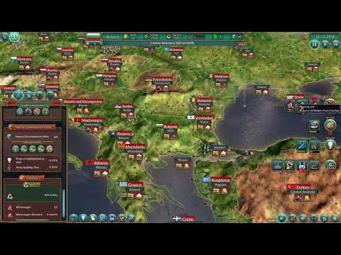 "Realpolitiks:  New World Order 2222 A.D. - Bulgaria ""Savior of the Balkans"" Ep. 14 |"