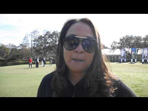 SHARLEE JETER INTERVIEW 2014 TURN2 FOUNDATION GOLF CLASSIC