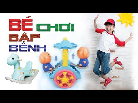 Bé Bảo An - Bé Chơi Bập Bênh (Official MV )