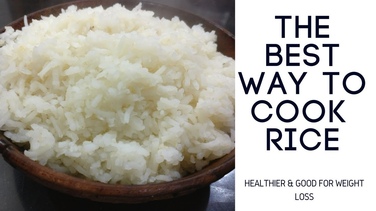 is rice good when dieting