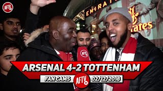 Arsenal 4-2 Tottenham | My Favourite Player Is The Askari! Lucas Torreira! (Livz Ledge)