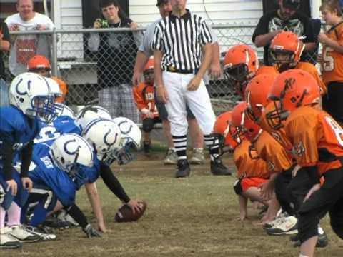 "Colts 2010 Little Bullitts ""Boys of Fall"""