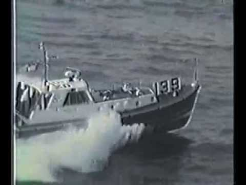 Offshore Powerboat Racing - 1970 Cine Film