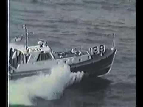 Offshore Powerboat Racing - 1970 Cine Film