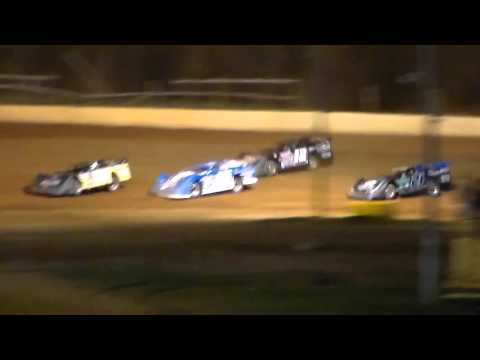Ponderosa Speedway Super Late Model Feature 4-29-2016