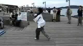 Gloria Blancia Forbidden Oriental Fighting Arts Kung Fu Dance  Known as Tai-Chi
