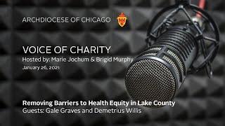 Catholic Charities Voice of Charity Radio Show
