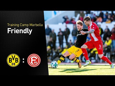 Borussia Dortmund - Fortuna Düsseldorf 2-0 | Highlights Friendly