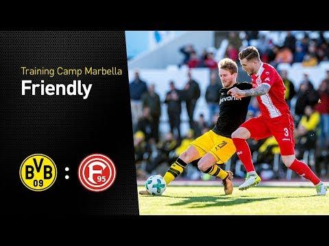 Highlights of today's friendly match | Borussia Dortmund - Fortuna Düsseldorf 2-0