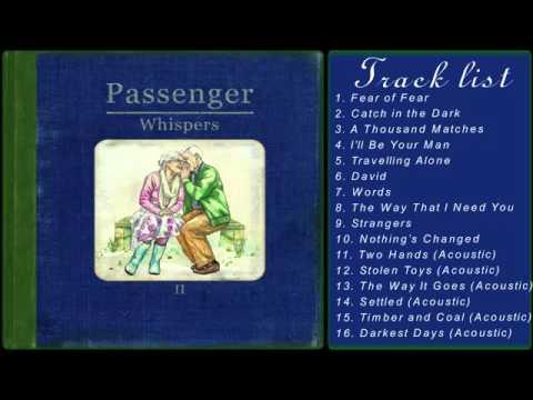 Passenger - Whispers II Deluxe Edition Full Album