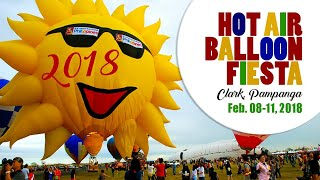 Hot Air Balloon Festival, Clark Pampanga