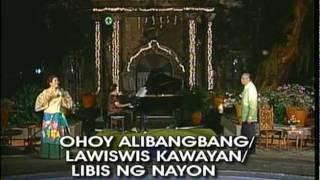 Ohoy Alibangbang/Lawiswis Kawayan/Libis ng Nayon