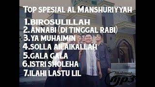 Gambar cover TOP AL MANSHURIYYAH SPESIAL