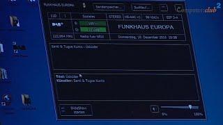 Digitalradio mit dem Computer empfangen