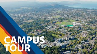 UVic Campus Tour