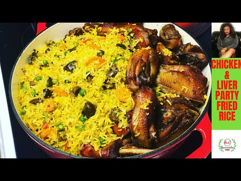how-to-cook-the-best-nigerian-party-fried-rice-step-by-step|party-fried-rice-recipe