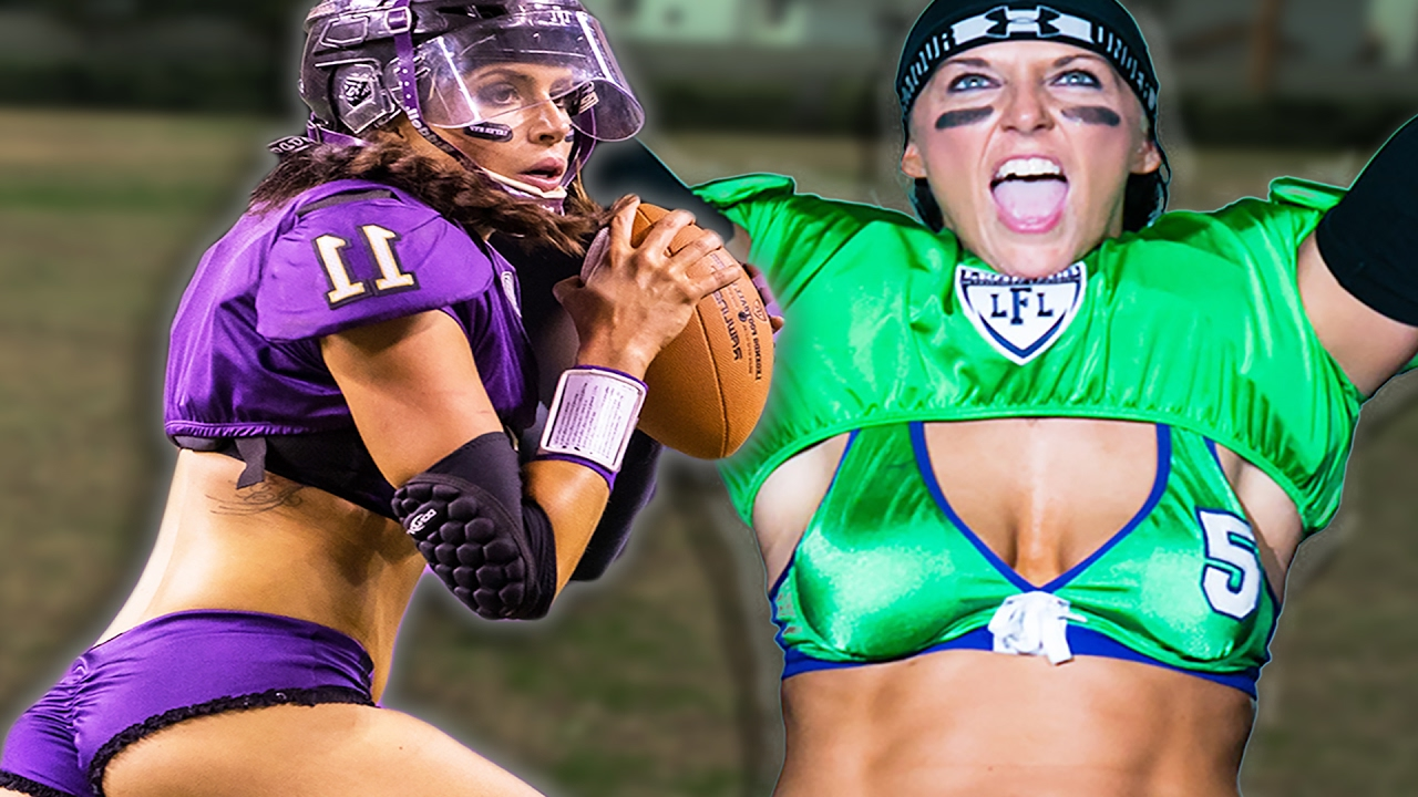 Youtube Lingerie Football 106