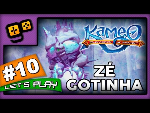 Let's Play: Kameo Elements of Power - Parte 10 - Zé Gotinha