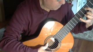 Song of India ( Classical Guitar)