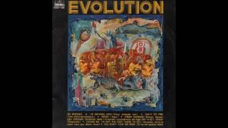 Evolution - Evolution (1970, Spain) [Full album]