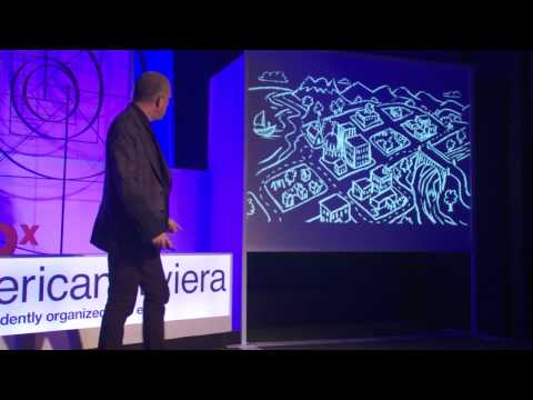 The thinkable: be the best box you can be: Bruce Heavin at TEDxAmericanRiviera