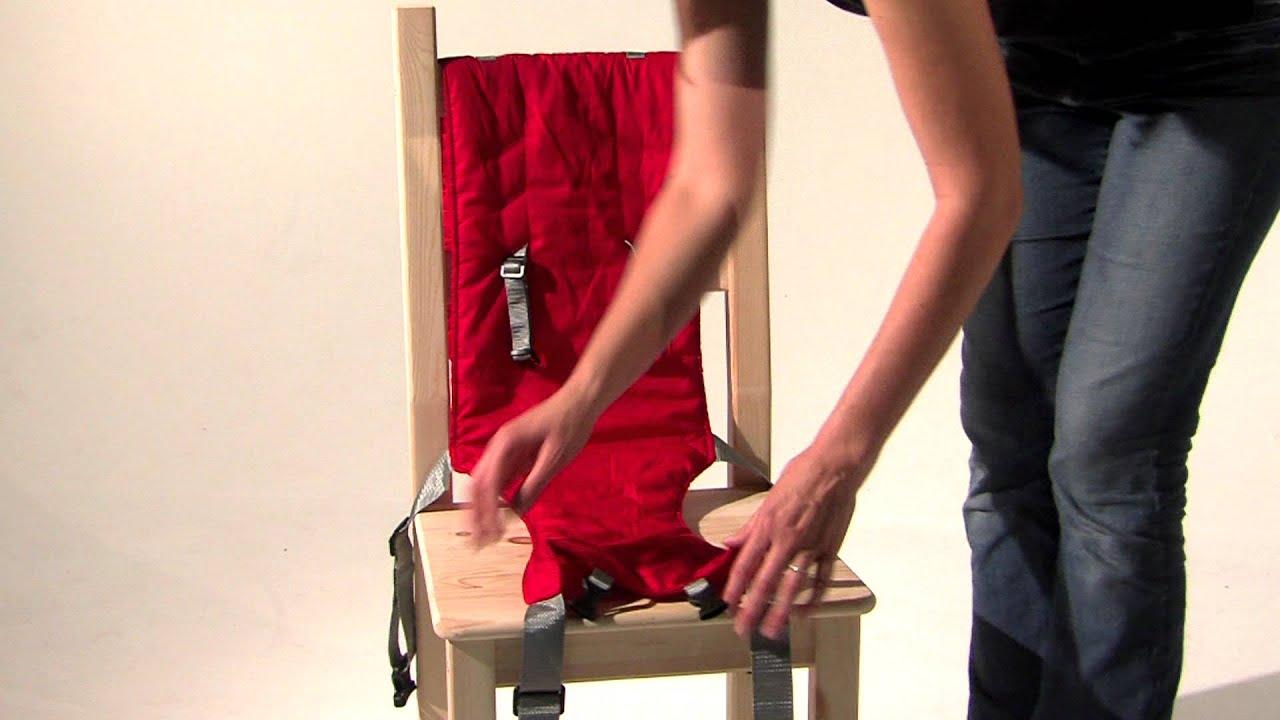 Porta Chair Demonstration Video from BambinOz & Porta Chair Demonstration Video from BambinOz - YouTube