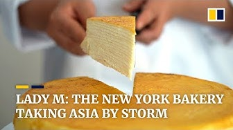 Lady M: the New York bakery taking Asia by storm