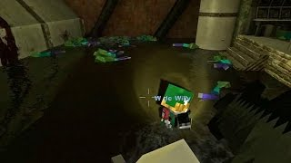 PERDEMOS A WILLY! - Willyrex Y sTaXx - MINECRAFT MOD - LEFT 4 DEAD 2