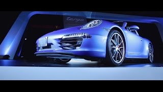Porsche: Porsche 911 Targa Launch Event in Taipei, Taiwan