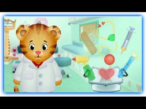Doctor Daniel - Daniel Tiger's Neighborhood Games